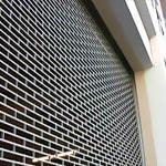 Решетка роллетная на окна